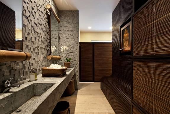 20 способов оформить ванную комнату вазиатском стиле