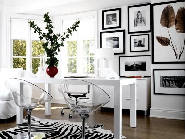Невидимки вдоме: прозрачная акриловая мебель