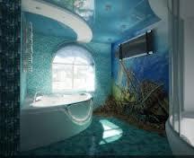 Ванная в морском стиле (42 фото): особенности интерьера