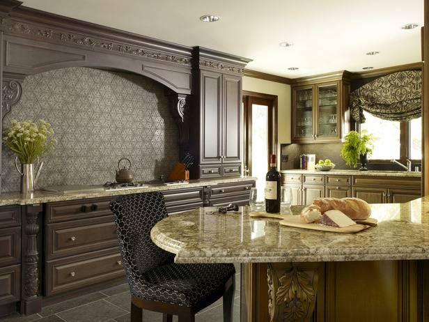 Популярные стили кухни (сфото)