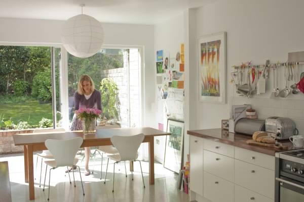 Декор стен: 30 идей для кухни