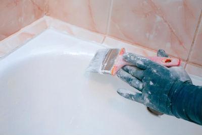 Ремонт чугунной ванны: три способа реставрации