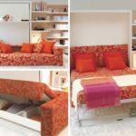 Мебель-трансформер для малогабаритной квартиры— 32 фото