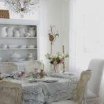 Кухня в стиле шебби-шик: более 60 романтичных интерьеров