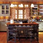 Дизайн кухни в стиле Кантри – эффектная провинциальность!