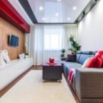 Эксклюзивный дизайн зала вквартире 18 кв. м: полезные советы ифото