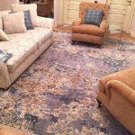 Дизайнерские ковры ручной работы всовременном интерьере: 15 модных вариантов сфото