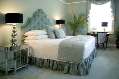 Гламурная спальня: блеск, изыск и красота – все про нее!