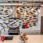 Кухня встиле лофт— 25 фото сидеями дизайна интерьера