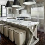 Серый цвет в интерьере кухни – модно!