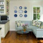 Угловой диван накухню— удобство идополнительное спальное место на38 фото