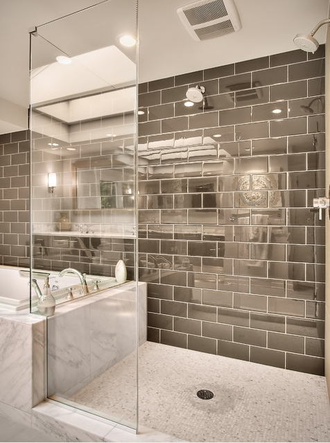 Зеркальная плитка для ванной (41 фото): как правильно крепить