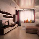 Создаем дизайн зала вквартире. 35 идей для разных интерьеров