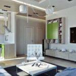 Дизайн маленькой квартиры вхрущевке: 28 фото лучших вариантов