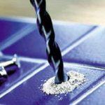 Как просверлить кафельную плитку: выбираем подходящие сверла
