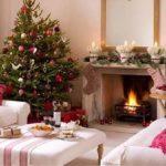 Как украсить комнату наНовый год — 55 красивых ипраздничных фото