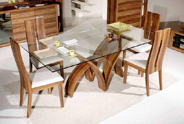 Дизайнерские столы— красивая эксклюзивная мебель на40 фото