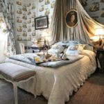 Интерьер спальни в стиле Прованс – эффект простоты!