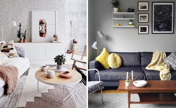 Новые тенденции в дизайне интерьера 2018  модные идеи с фото 5890090b0f1