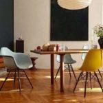 Дизайнерские стулья Eames винтерьере— 32 фото различных моделей