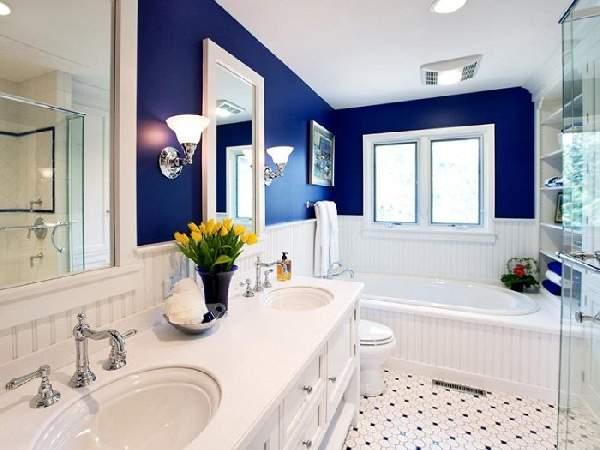 Дизайн большой ванной комнаты— особенности проектирования иоформления