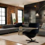 Металл винтерьере квартиры— креативные идеи на65 фото