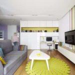 Маленькие квартиры студии: 40 фото всовременном стиле