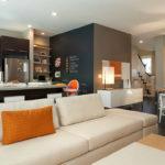 Кухня-гостиная всовременном стиле— 5 дизайн проектов сописанием