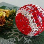 Новогодние игрушки изткани своими руками— 42 праздничных фотографии