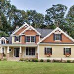 Красивый цвет фасада или как покрасить дом в2018 году (сфото)