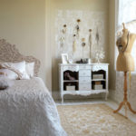 Спальня — Винтаж: свежая, нежная и романтичная (более 35 фото)