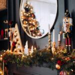 Идеи оформления студийной фотозоны на Новый год и Рождество
