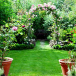 Английский ландшафтный дизайн или сад в Английском стиле!