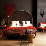 Спальня в Африканском стиле: вот она – экзотика!