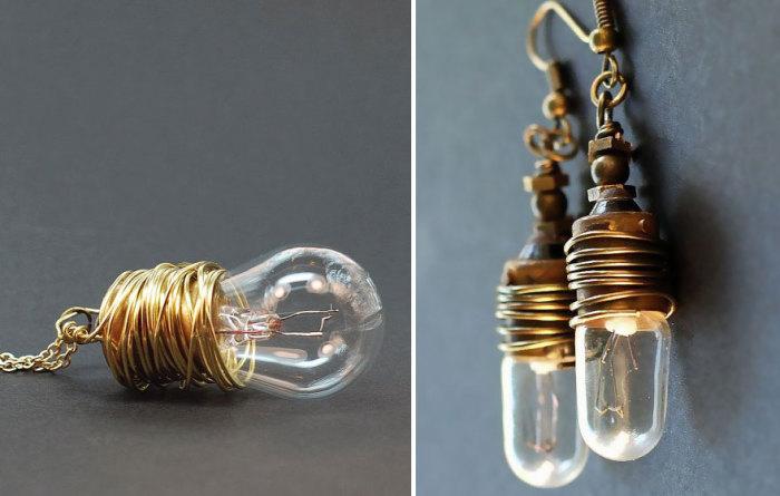 Лампочки-аксессуары