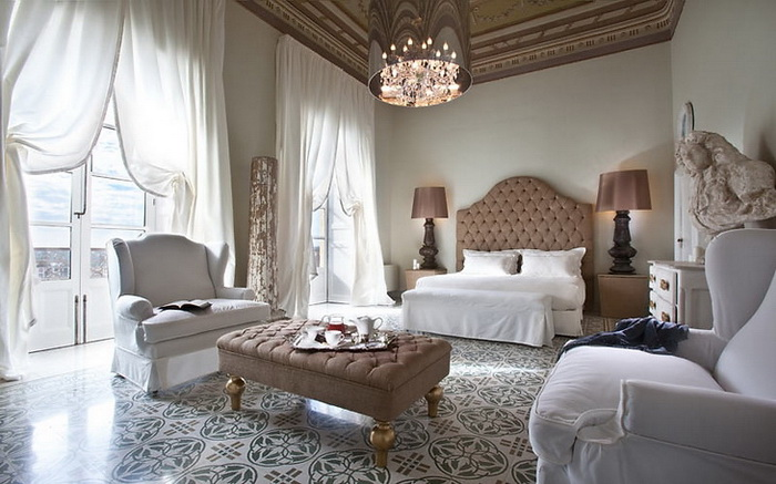 Отель в Сицилии
