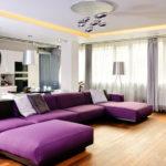 Интерьер современной квартиры в Одессе