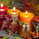 Осенний декор своими руками. «Нет»— хандре, «да» —хорошему настроению
