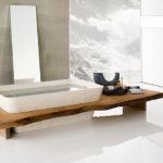 Эко-стиль в ванной комнате