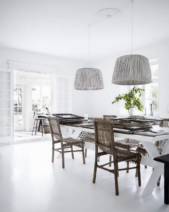Поразительный датский дом