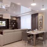 Как расставить мебель в маленькой квартире