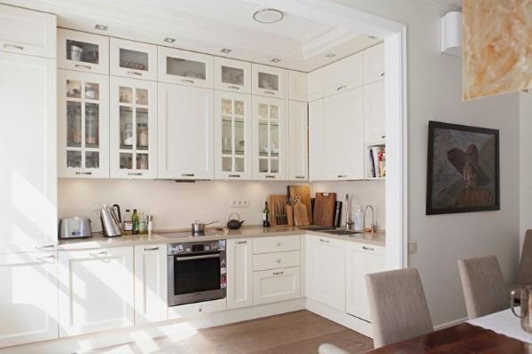 Угловой кухонный гарнитур для кухни: идеи для дизайна (70 фото)