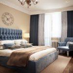 Цвета винтерьере спальни: выбирай что нравится! (70 фото)