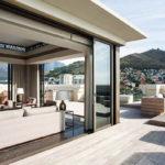 Двухэтажный пентхаус в отеле One&Only в Кейптауне