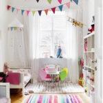 Светлый интерьер для детской