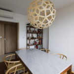 Дизайн-проект: апартаменты в Сингапуре