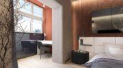 Дизайн комнаты сбалконом: лучшие решения и60 фото примеров