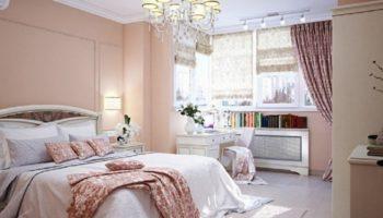 Королевская спальня вклассическом стиле: секреты ифото примеры