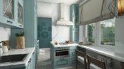 Дизайн кухни 6 кв м: изтесной впросторную (60 фото)