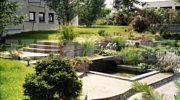 Ландшафтный дизайн садового участка: удачные примеры + 70 фото